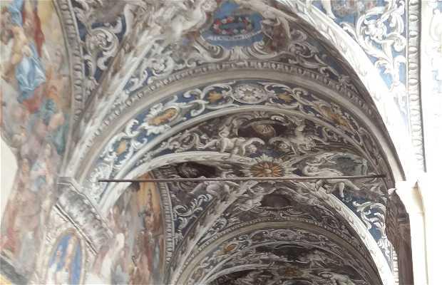 Chiesa e convento di Santa Maria degli Angeli