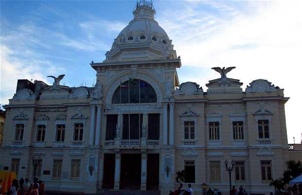 Palacio Rio Blanco