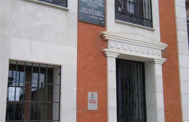 Oficina de turismo en villalar de los comuneros 2 opiniones y 5 fotos - Oficina turismo valladolid ...