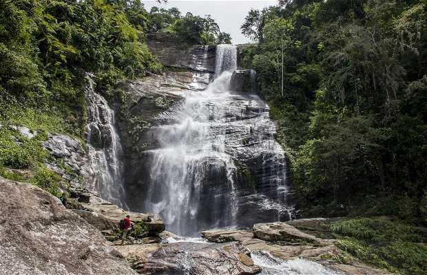 Cachoeira Véu da Noiva de Piabetá