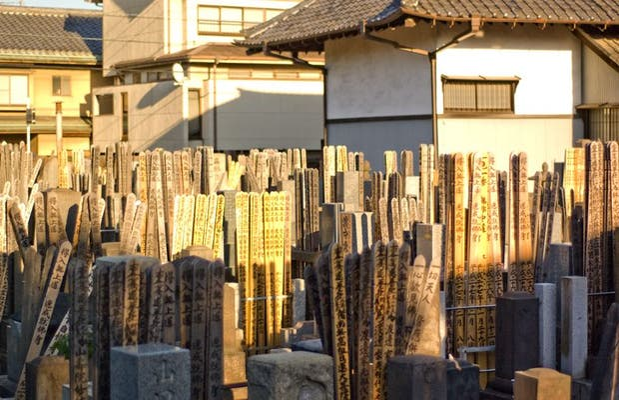 Cementerio Myohoji