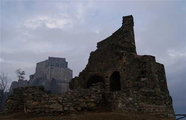 Abbaye Saint-Michel-de-la-Cluse