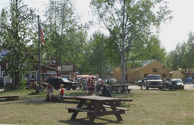 Talkeetna Village Park