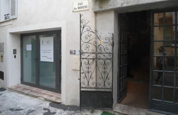 Mougins Art Studio