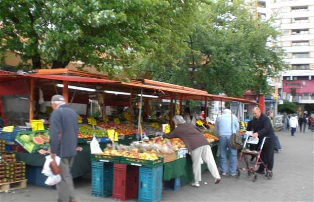 Barrio de Kreuzberg