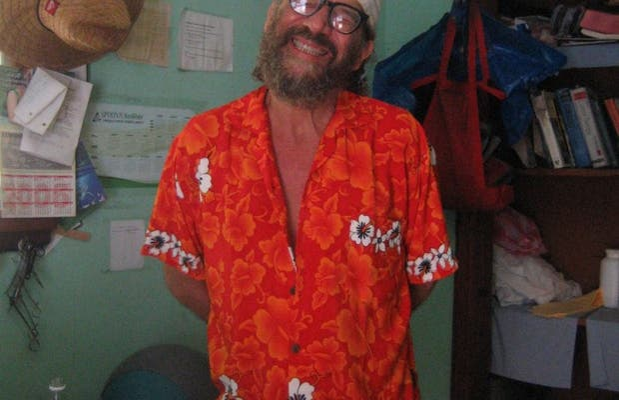 Centros de salud en la isla de Utila