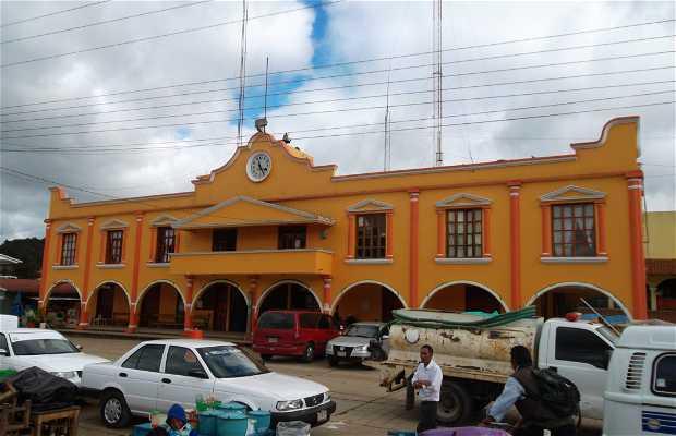 Palacio San Juan de Chamula