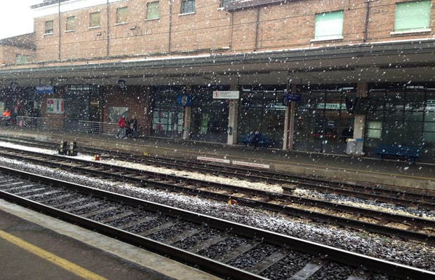 Stazione ferroviaria di Reggio Emilia