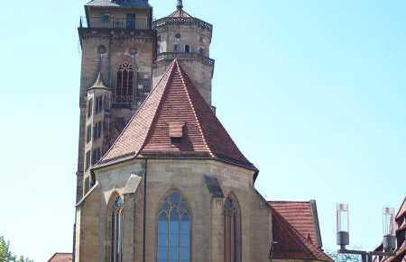 Iglesia de Santa Cruz - Stiftskirche