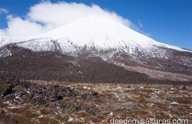 Monte del destino (monte Ngauruhoe)