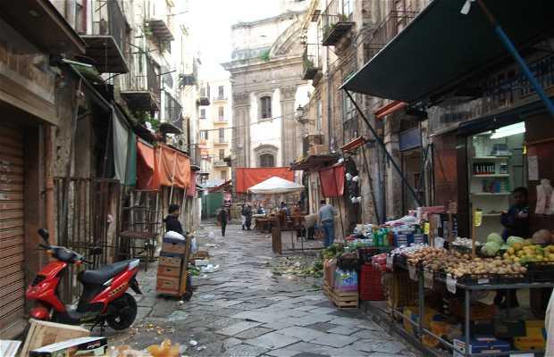 Mercado de Ballarò