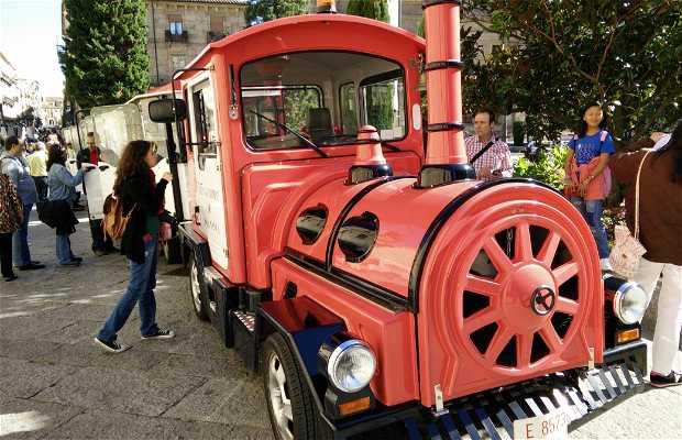 Tren turistico de salamanca