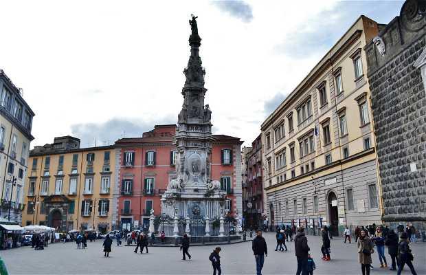 Plaza del Gesù Nuovo