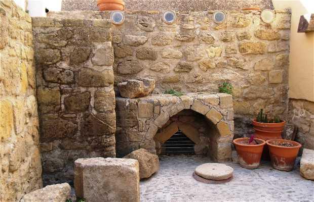 Haman (Casa Cultura Universidad Chipre)