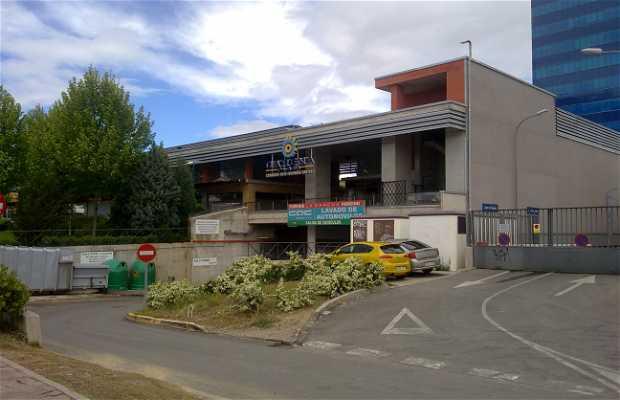 Centro Comercial Garena Plaza
