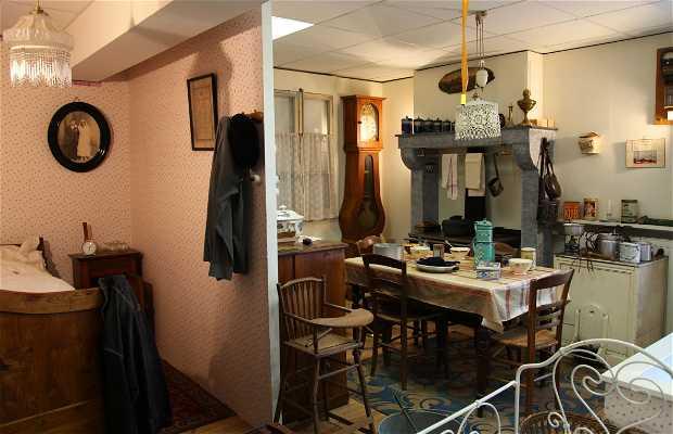 Maison du patrimoine et de la mesure la talaudi re 1 for Restaurant la talaudiere