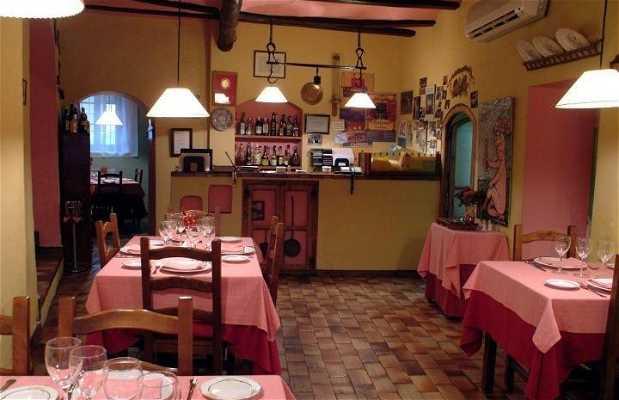 Restaurante La Rebotica