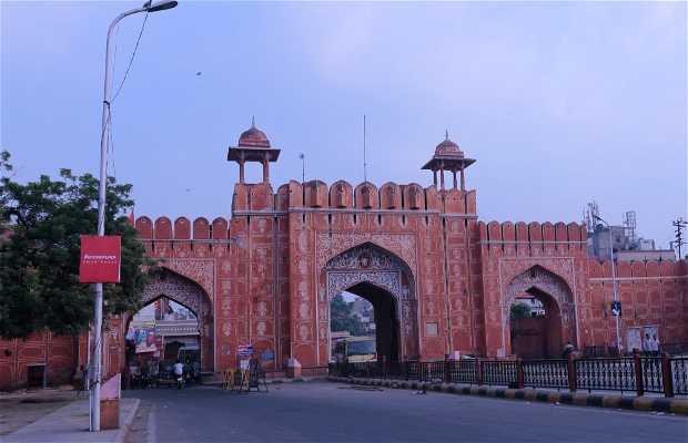 Sanganeri Gate