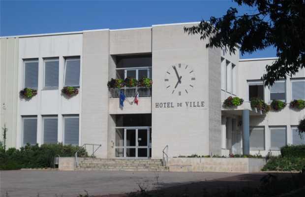Buxerolles city hall