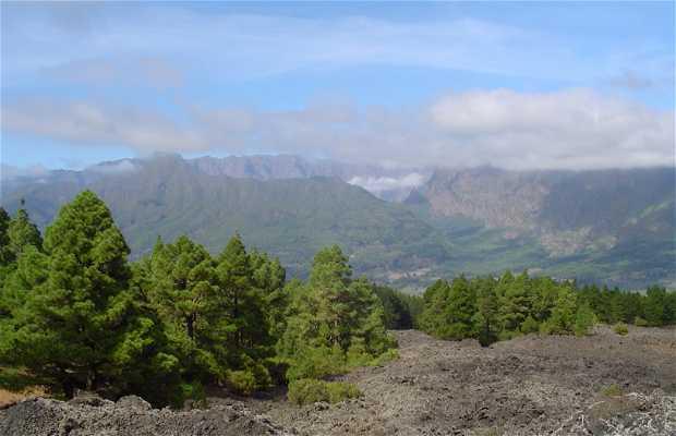 Sendero circular Montaña Quemada