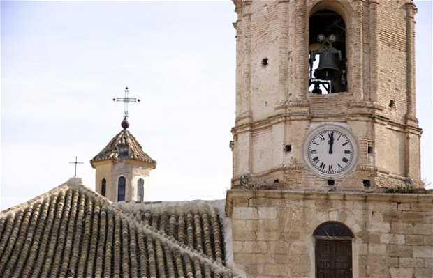 Iglesia de Santa María de Orce