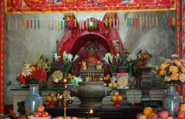 Piccola cappella buddhista di Macao