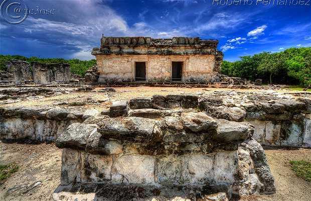 """Zona Archeologica """"El Rey"""""""