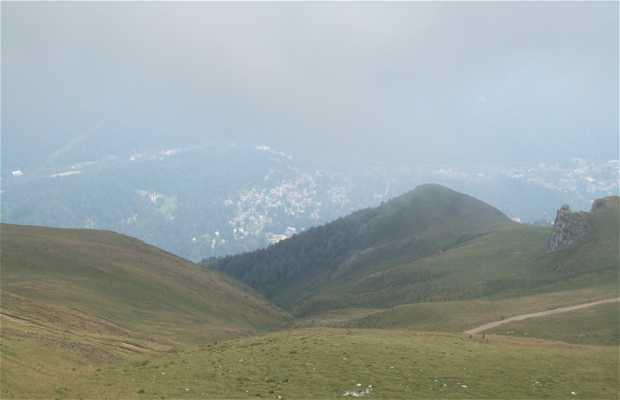 Monte Bucegi