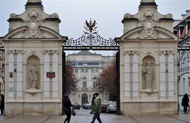 Università di Varsavia