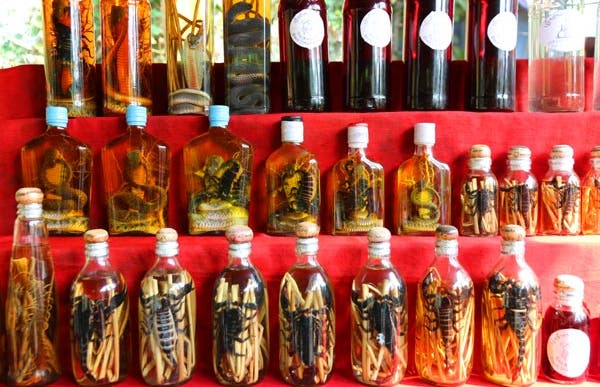 Destileria Lao Whiskey