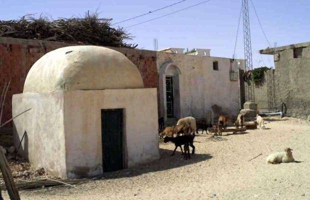 Sabria: Aldea beduína