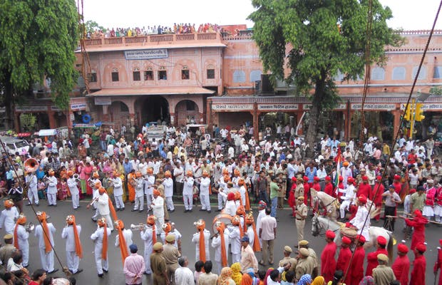 Festival del Teej