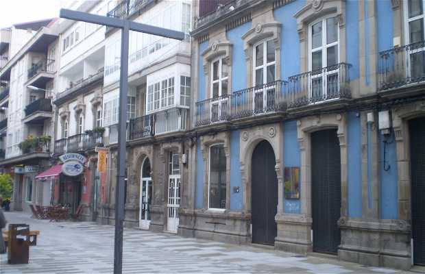 Calle Alcalde Rey Daviña