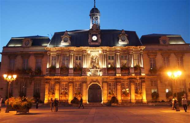 Ayuntamiento Troyes