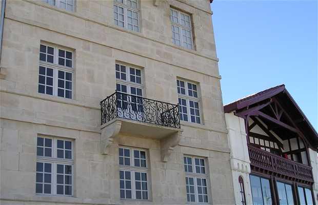 Estebania house em ciboure 1 opini es e 1 fotos - Office de tourisme de ciboure ...