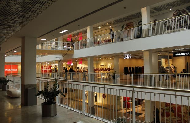 Centro Comercial G09