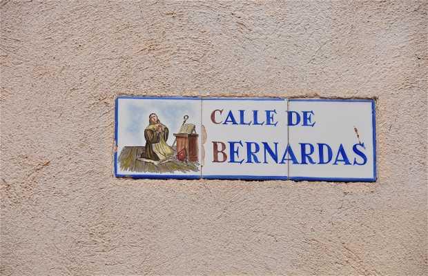 Calle de Bernardas