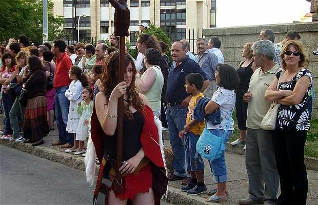 La festa di Asturi e Romani ad Astorga