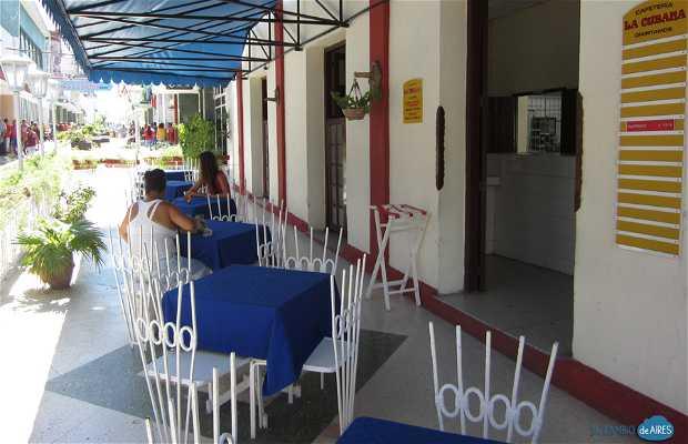 Cafetería La Cubana