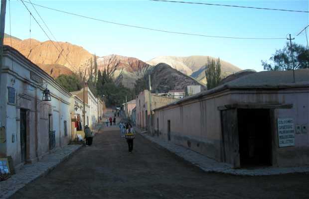 Calles de Purmamarca
