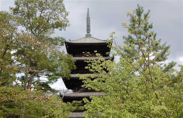 Tempio di Ninna-ji di Kyoto