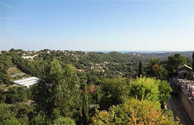 Panorama de Saint Paul