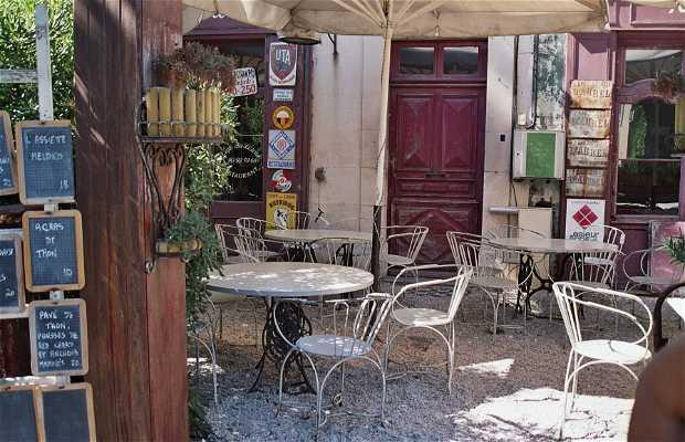 Café du Lezard