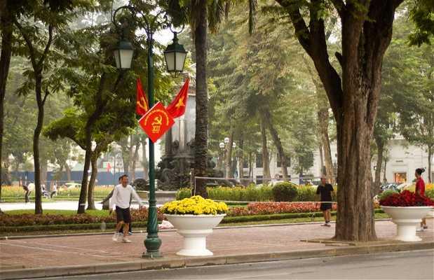Parque Dien Hong