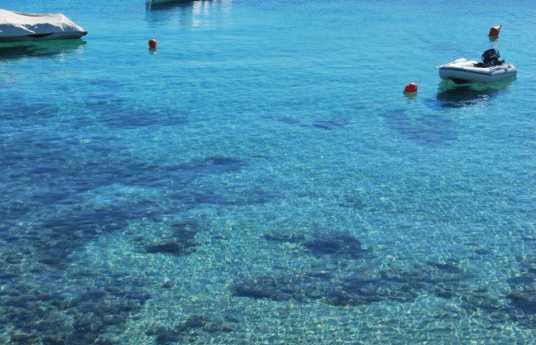 Ille Rousse Beach