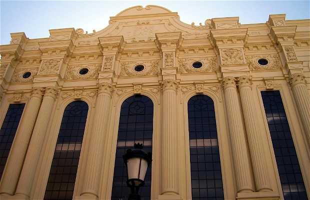 Il Gran Teatro a Huelva