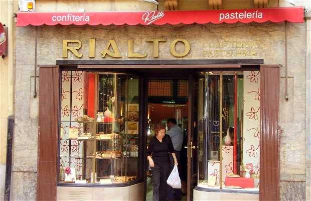 Pasticceria Rialto a Oviedo