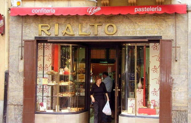 Rialto Pastry Shop