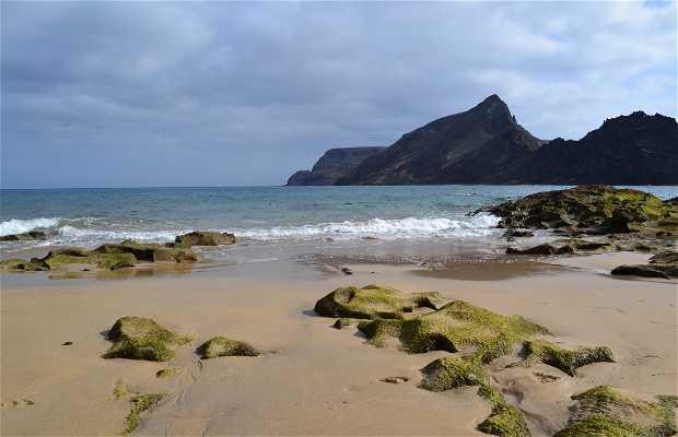 Praia de Calheta