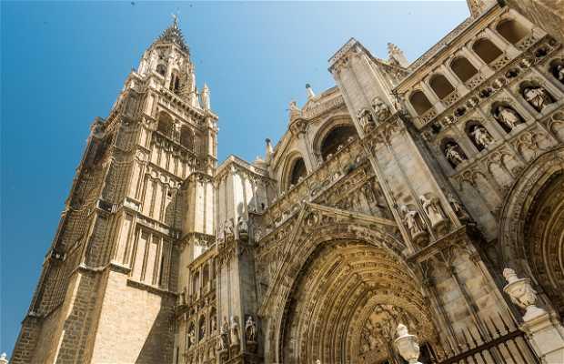 La Cathédrale de Tolède